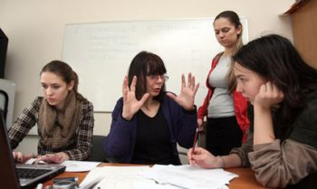 Photo #1 - Europe - Education - belarus_university_exile