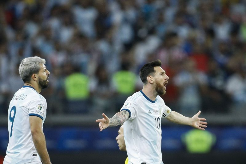 Photo #1 - Other Countries - Sports - 4720199messi